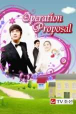 Nonton Streaming Download Drama Operation Proposal (2012) Subtitle Indonesia