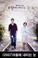 Nonton Streaming Download Drama Snow in August (2007) Subtitle Indonesia