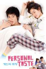 Nonton Streaming Download Drama Personal Taste (2010) Subtitle Indonesia