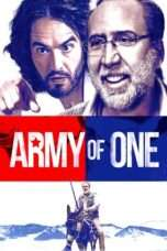 Nonton Streaming Download Drama Army of One (2016) Subtitle Indonesia