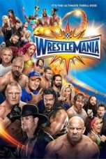 Nonton Streaming Download Drama WWE Wrestlemania 33 (2017) Subtitle Indonesia