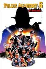 Nonton Streaming Download Drama Police Academy 6: City Under Siege (1989) Subtitle Indonesia