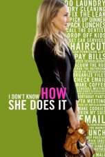 Nonton Streaming Download Drama I Don't Know How She Does It (2011) Subtitle Indonesia