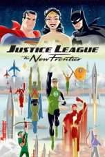 Nonton Streaming Download Drama Justice League: The New Frontier (2008) Subtitle Indonesia