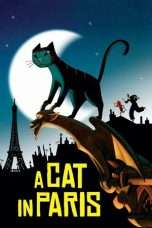 Nonton Streaming Download Drama A Cat in Paris (2010) Subtitle Indonesia