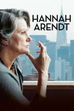 Nonton Streaming Download Drama Hannah Arendt (2012) jf Subtitle Indonesia