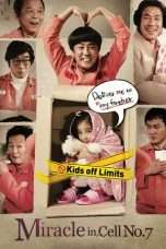 Nonton Streaming Download Drama Miracle in Cell No. 7 (2013) jf Subtitle Indonesia