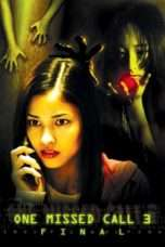 Nonton Streaming Download Drama Nonton One Missed Call 3: Final (2006) Sub Indo jf Subtitle Indonesia