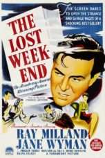 Nonton Streaming Download Drama The Lost Weekend (1945) jf Subtitle Indonesia