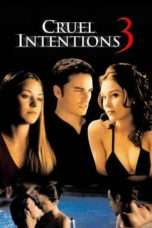 Nonton Streaming Download Drama Cruel Intentions 3 (2004) Subtitle Indonesia