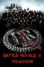 Nonton Streaming Download Drama Battle Royale II: Requiem (2003) Subtitle Indonesia