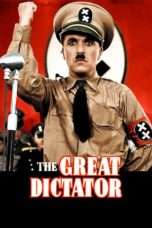 Nonton Streaming Download Drama The Great Dictator (1940) Subtitle Indonesia