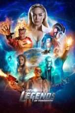 Nonton Streaming Download Drama DC's Legends of Tomorrow Season 04 (2018) wqt Subtitle Indonesia