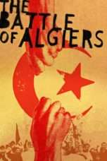 Nonton Streaming Download Drama The Battle of Algiers (1966) Subtitle Indonesia