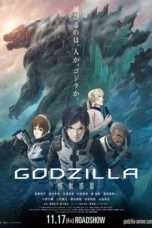 Nonton Streaming Download Drama Godzilla: Planet of the Monsters (2017) Subtitle Indonesia