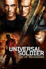 Nonton Streaming Download Drama Universal Soldier: Day of Reckoning (2012) jf Subtitle Indonesia