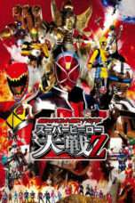 Nonton Streaming Download Drama Kamen Rider × Super Sentai × Space Sheriff: Super Hero Taisen Z (2013) Subtitle Indonesia