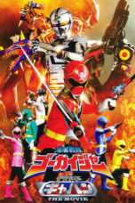 Nonton Streaming Download Drama Kaizoku Sentai Gokaiger vs. Space Sheriff Gavan: The Movie (2012) Subtitle Indonesia