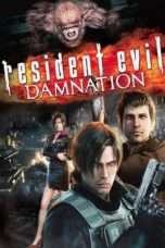 Nonton Streaming Download Drama Resident Evil: Damnation (2012) jf Subtitle Indonesia