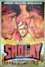 Nonton Streaming Download Drama Sholay (1975) jf Subtitle Indonesia