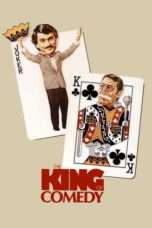 Nonton Streaming Download Drama The King of Comedy (1982) jf Subtitle Indonesia