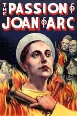 Nonton Streaming Download Drama The Passion of Joan of Arc (1928) Subtitle Indonesia