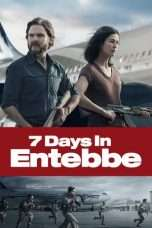 Nonton Streaming Download Drama 7 Days in Entebbe (2018) jf Subtitle Indonesia