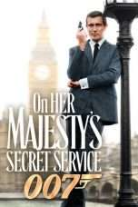 Nonton Streaming Download Drama On Her Majesty's Secret Service (1969) jf Subtitle Indonesia