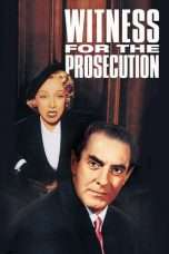 Nonton Streaming Download Drama Witness for the Prosecution (1957) Subtitle Indonesia