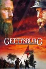 Nonton Streaming Download Drama Gettysburg (1993) Subtitle Indonesia
