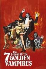 Nonton Streaming Download Drama The Legend of the 7 Golden Vampires (1974) Subtitle Indonesia