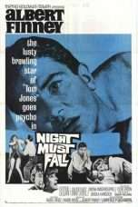 Nonton Streaming Download Drama Night Must Fall (1964) Subtitle Indonesia