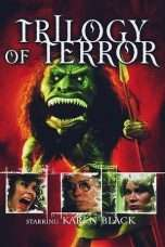Nonton Streaming Download Drama Trilogy of Terror (1975) Subtitle Indonesia