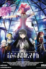 Nonton Streaming Download Drama Puella Magi Madoka Magica the Movie Part III: Rebellion (2013) rag Subtitle Indonesia