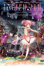 Nonton Streaming Download Drama Puella Magi Madoka Magica the Movie Part II: Eternal (2012) gan Subtitle Indonesia