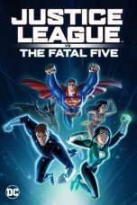 Nonton Streaming Download Drama Justice League vs. the Fatal Five (2019) jf Subtitle Indonesia