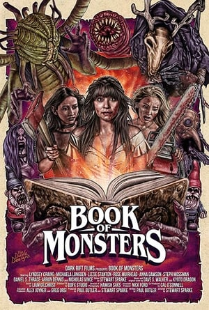 Nonton Book Of Monsters 2018