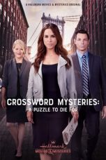 Nonton Streaming Download Drama The Crossword Mysteries: A Puzzle to Die For (2019) Subtitle Indonesia