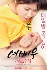 Nonton Streaming Download Drama Actress: Sex Lessons (2018) Subtitle Indonesia
