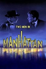 Nonton Streaming Download Drama Two Men in Manhattan (1959) Subtitle Indonesia