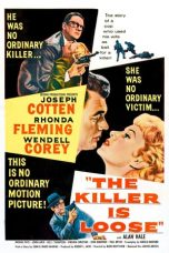 Nonton Streaming Download Drama The Killer Is Loose (1956) gt Subtitle Indonesia