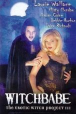 Nonton Streaming Download Drama Witchbabe: The Erotic Witch Project III (2001) Subtitle Indonesia
