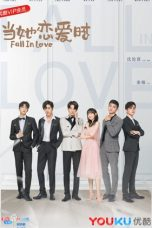 Nonton Streaming Download Drama Fall in Love (2019) Subtitle Indonesia