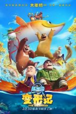 Nonton Streaming Download Drama Boonie Bears: The Big Shrink (2018) Subtitle Indonesia