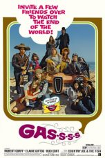 Nonton Streaming Download Drama Gas! -Or- It Became Necessary to Destroy the World in Order to Save It. (1970) Subtitle Indonesia
