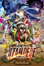 Nonton Streaming Download Drama One Piece: Stampede (2019) jf Subtitle Indonesia