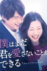 Nonton Streaming Download Drama In Time With You / I Don't Love You Yet (2011) Subtitle Indonesia
