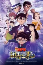Nonton Streaming Download Drama Detective Conan: The Fist of Blue Sapphire (2019) jf Subtitle Indonesia