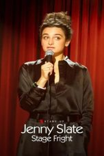 Nonton Streaming Download Drama Jenny Slate: Stage Fright (2019) jf Subtitle Indonesia