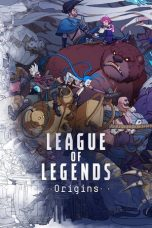 Nonton Streaming Download Drama League of Legends Origins (2019) jf Subtitle Indonesia